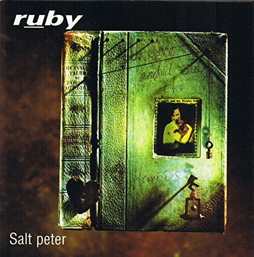 Ruby - Salt Peter - [CD]