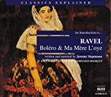An Introduction To … Ravel: Bolero And Ma Mere L'Oye: Petit Poucet (Tom Thumb)-Introduction; Opening, With Multi-Metre Rising Scales From Muted Violins