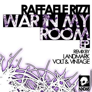 War In My Room EP