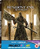 Resident Evil: Afterlife - Zavvi Exclusive Limited Pop Art Edition Steelbook, Blu-ray (UK Import ohne dt. Ton) Uncut, Regionfree