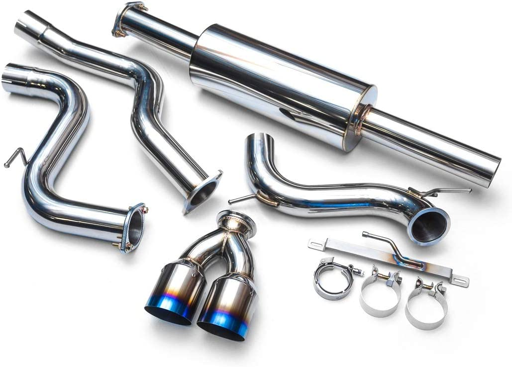 Agency Power AP-FST-170-2 Exhaust System Stainless Steel safety Sales for sale Cat ba