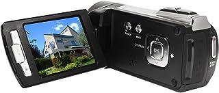 HG5162 Cámara de Video Digital 1080P FHD DV Videocámara / 27 Pantalla TFT LCD / 270 Grados de videocámara giratoria para niños/Principiantes/Ancianos