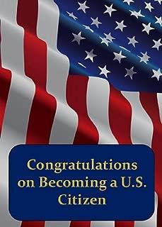 citizenship congratulations gift