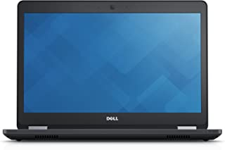 (Renewed) Dell Latitude Laptop E5470 Intel Core i5 6th Gen. - 6200u Processor, 8 GB Ram & 512 GB SSD, 14.1 Inches HD Scree...