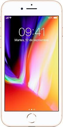 Smartphone Apple iPhone 8 256GB color oro. Movistar pre-pago