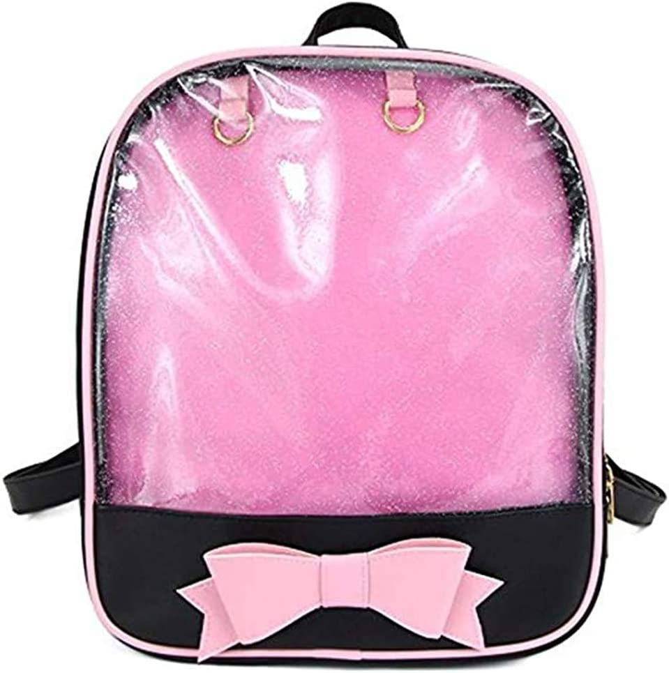 Ita Max 64% OFF Bag Backpack Girls Cute School S Leather depot Candy Purse