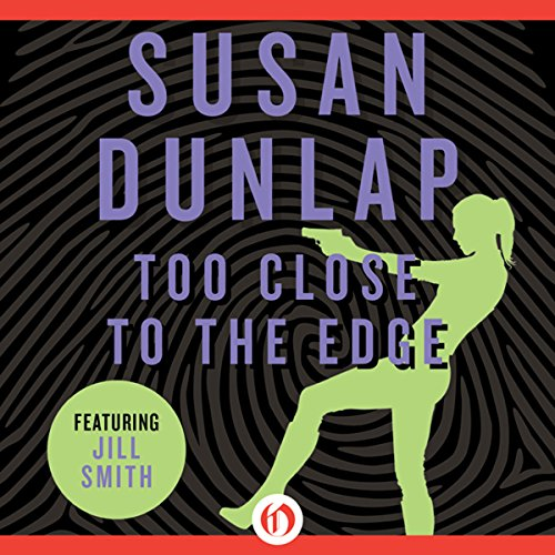 Too Close to the Edge audiobook cover art