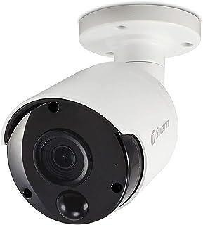 Swann Thermal Sensing PIR Security Camera: 5MP Super HD Bullet with IR Night Vision - NHD-865MSB, (SWNHD-865MSB-AU)