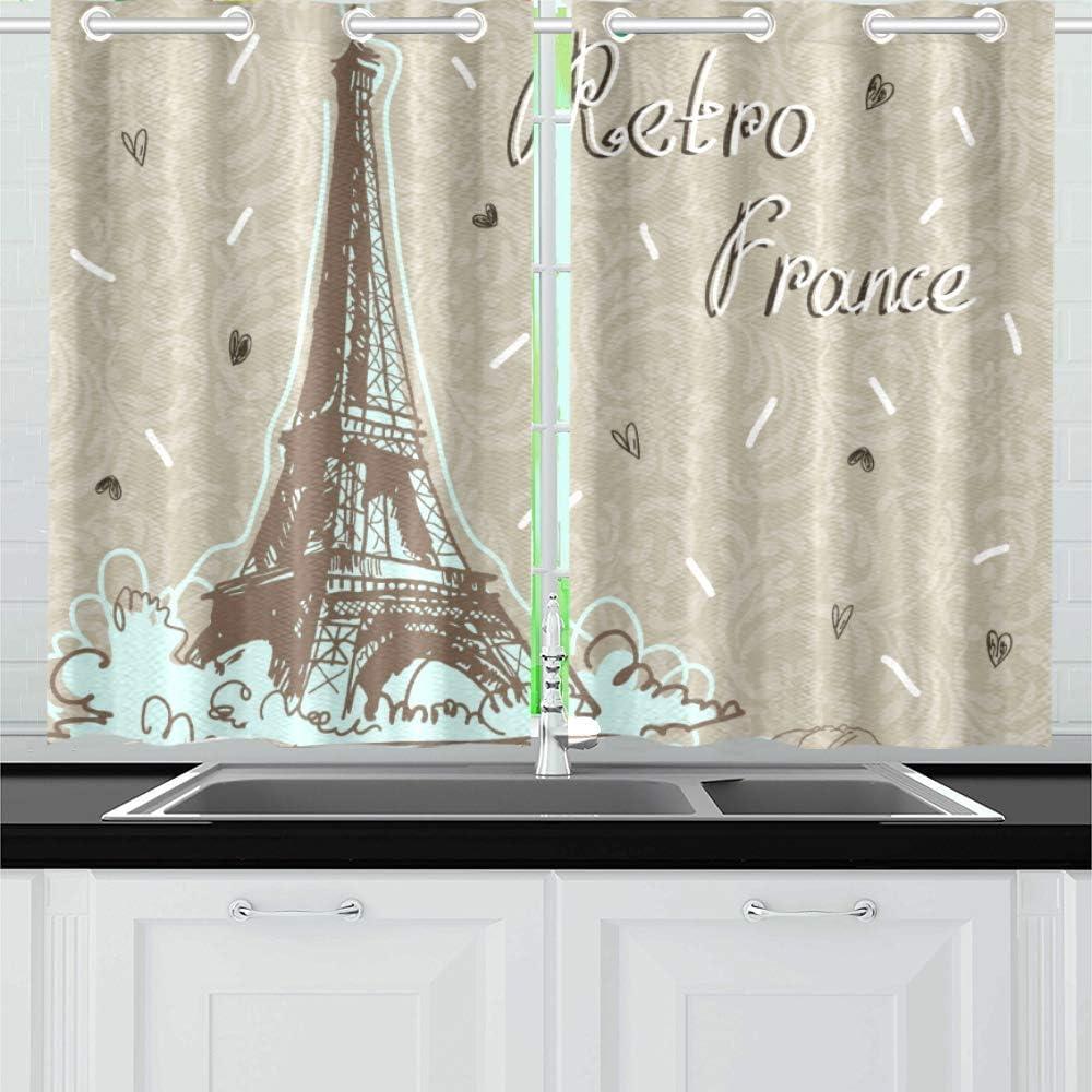 Blackout Kitchen Window Atlanta Mall Treatments 2021 Small W Panel Draperies 52 X