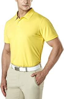 Tesla Men's Dri Flex Tech Polo Premium Active Fit Solid Top Shirt MTK10