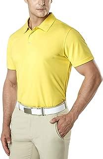 Tesla Men's Dri Flex Tech Polo Premium Active Fit Solid Top Shirt