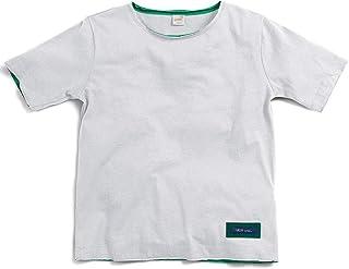 Camiseta Escute Um Som Green Branco - Infantil Menino