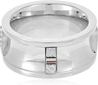 TOMMY HILFIGER WOMEN'S STAINLESS STEEL RINGS -2780034E