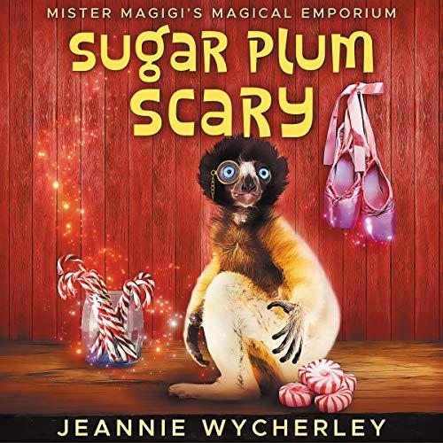 Sugar Plum Scary cover art