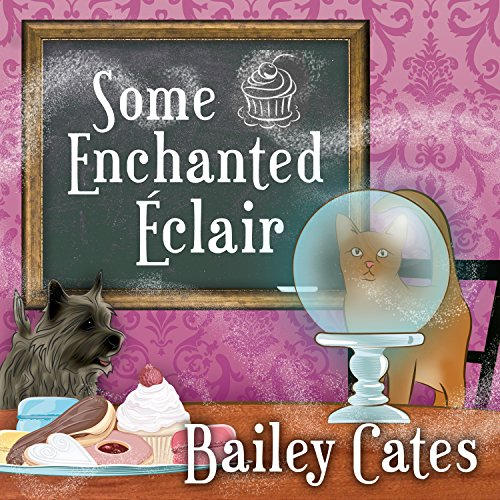Some Enchanted Eclair audiobook cover art