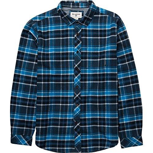 2016 Billabong Henderson Long Sleeve Shirt INDIGO Z1SH07 Sizes- - ExtraLarge