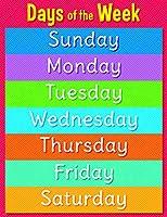 Creative Teaching Press Days of the Week チャート CTP 8613