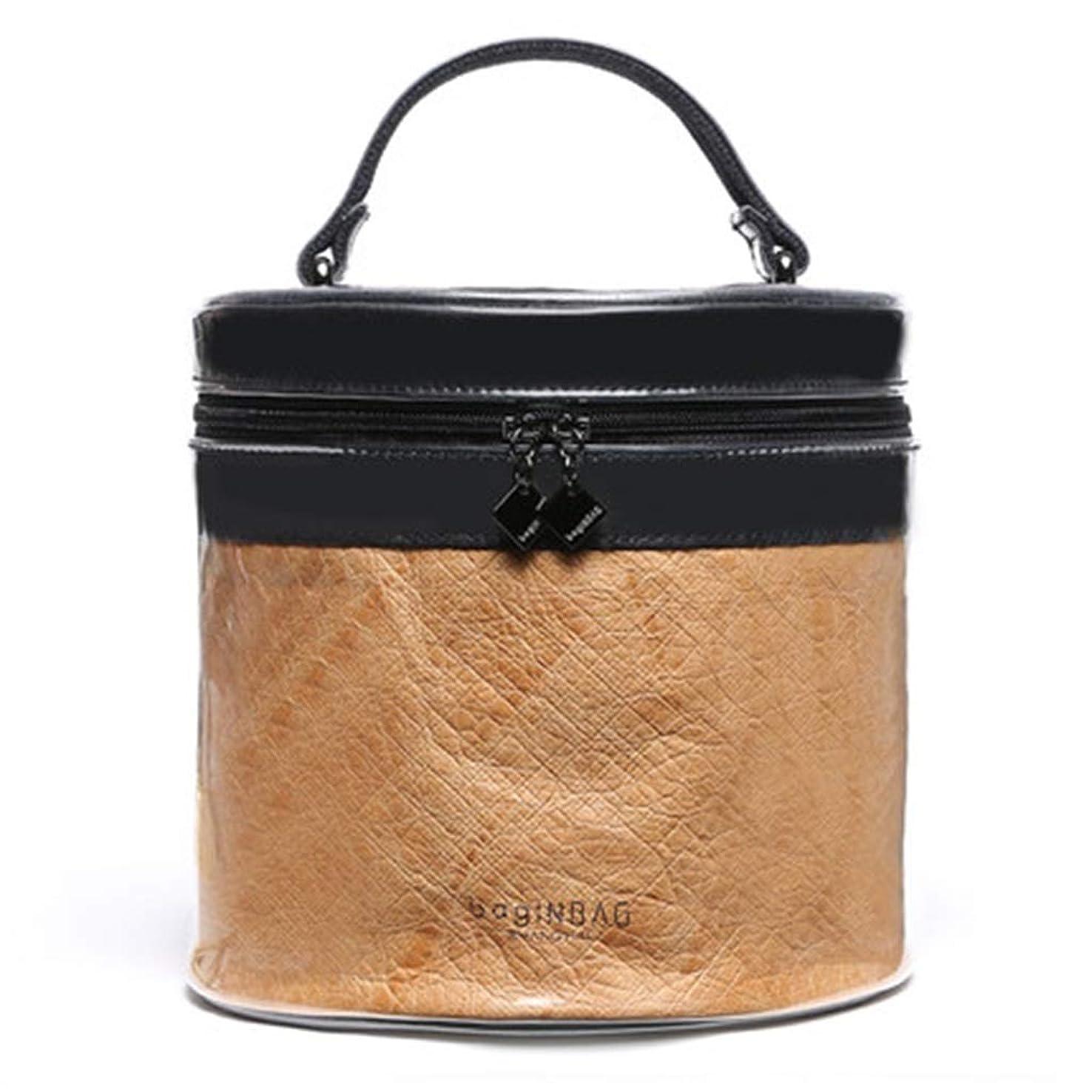 コミットメロドラマ北方携帯用化粧品袋の女性の手荷物の化粧品の収納袋/ 19 x 18 x 18.5CM LXMSP