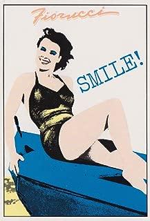 Fiorucci Sticker Card 198
