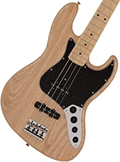 Fender Made in Japan Limited Active Jazz Bass Maple Fingerboard Natural ジャズベース フェンダー
