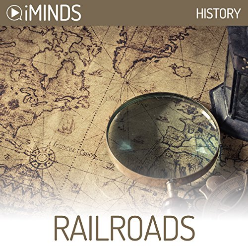 Railroads audiobook cover art