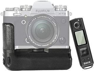 Meike MK-XT3 Pro Vertical Battery Grip Built-in 2.4GHz Remote Controller for Fujifilm Fuji X-T3 XT3 Camera Battery Grip
