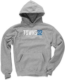 500 LEVEL Karl-Anthony Towns Minnesota Basketball Hoodie - Karl-Anthony Towns Towns32