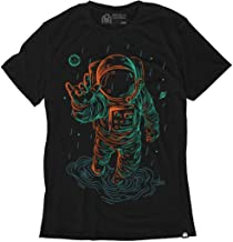 INTO THE AM Men's Casual Short Sleeve Graphic Tee Shirts