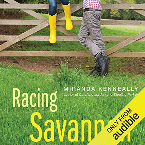 Racing Savannah cover art