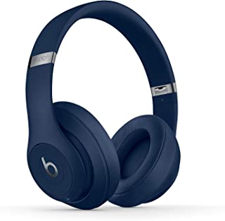 Beats by Dr.Dre Studio3 Wireless Over-Ear-Hörlurar med Brusreducering – Apple W1-Chippet, Class 1 Bluetooth, Aktiv Brusred...