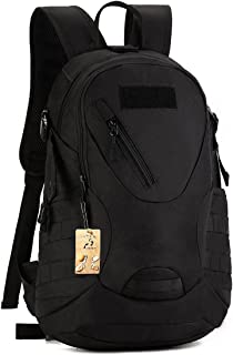 20L Tactical Backpack Travel Daypack Outdoor Military Rucksack MOLLE for Men