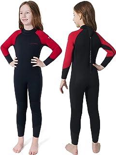 بدلة سباحة حرارية قصيرة من النيوبرين مقاس 4-14 غطاء للرضع/الرضع/الأطفال الصغار / الشباب