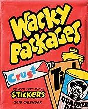 Wacky Packages 2010 Wall Calendar