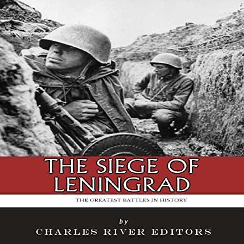 The Siege of Leningrad audiobook cover art