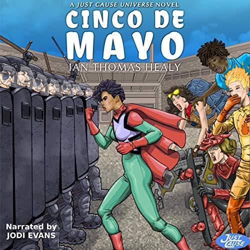 Cinco de Mayo audiobook cover art