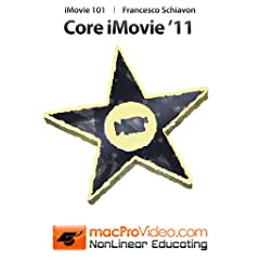 Learn how iMovie '11 will make your video projects look like a Hollywood A-List production! Learn key video editing skills like capturing and adding video to your iMovie project, editing clips to make a complete video by Star macProVideo.com Trainer ...