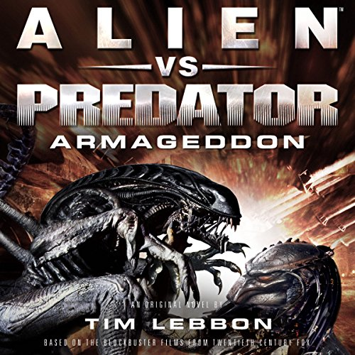 Alien vs. Predator: Armageddon cover art