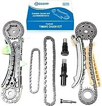 کیت زنجیر چرخ دنده ای ECCPP TS20395F متناسب با فورد اکسپلورر رنجر موستانگ عطارد مزدا کوهنورد 4.0l Sohc موتور چرخ دنده زنجیره ای زمان بندی 2006 موتور 2007 2007 2008