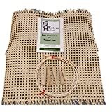 Pressed Cane Webbing Kit, Has an 18
