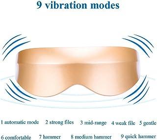 MSF Masajeadores eléctricos Masajeador de ojos Dispositivo de protección ocular Diseño ergonómico 22 Masaje magnético Puntos oculares