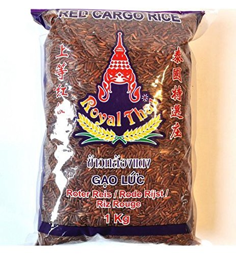 Royal Thai Roter Natur Reis, 1kg