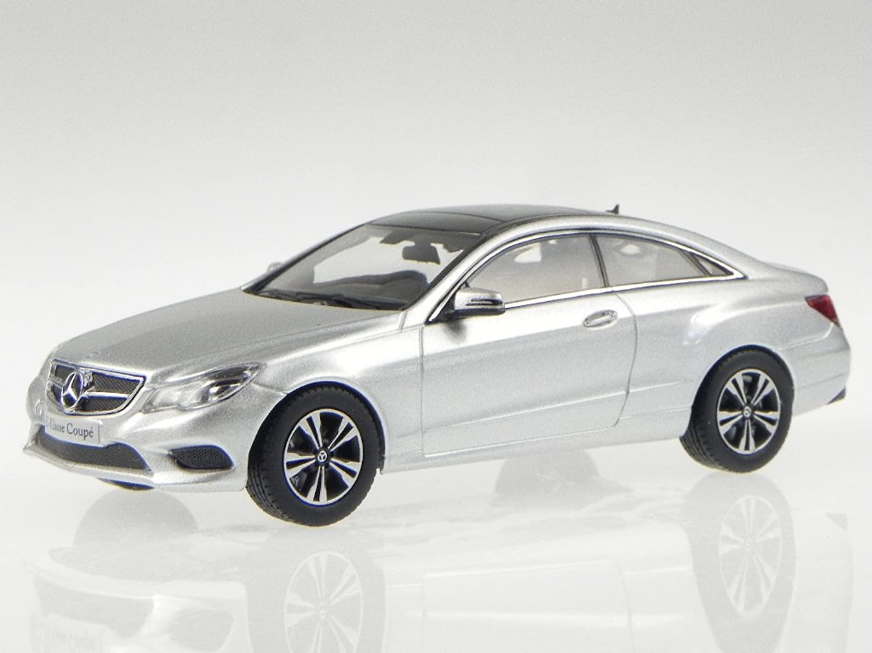 Mercedes C212 E-Klasse Coupe 2013 iridiumsilber Modellauto Kyosho 1 43