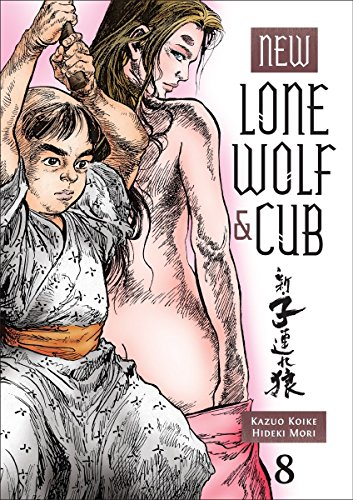 New Lone Wolf and Cub Volume 8.