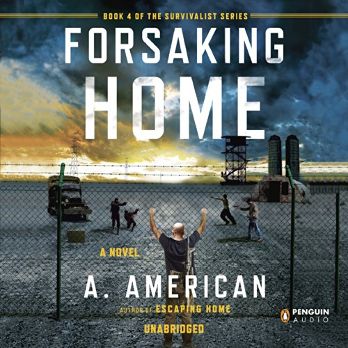Forsaking Home audiobook cover art