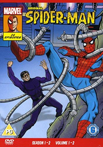 Original Spider-man - Seasons 1-2 (4 DVD Box Set)