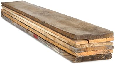 pallet wood plank dimensions