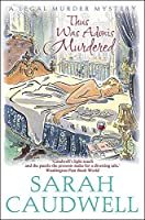 Thus Was Adonis Murdered: Number 1 in Series (Hilary Tamar)