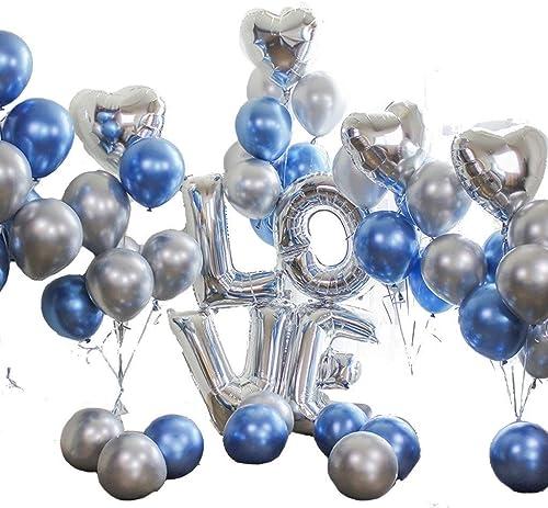 marca famosa XUZg-balloons Globo en la Sala de Bodas, Bodas, Bodas, Cumpleaños Celebración de Bodas Globo Decorativo Día de San Valentín El Globo de Actividad Comercial Proponer Matrimonio (Color   A)  60% de descuento