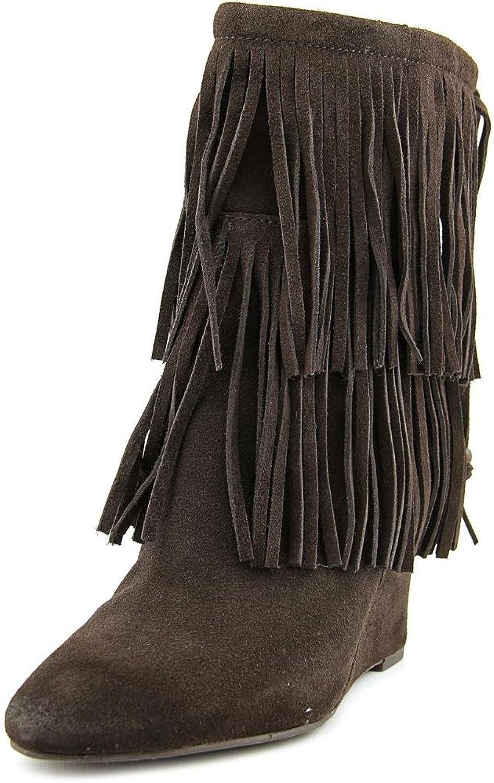 Ralph Lauren Denim & Supply Women's Donata Leather Fringe Boots