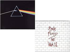 The Dark Side Of The Moon - The Wall - Pink Floyd 2 CD Album Bundling